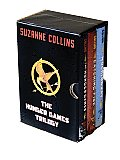 The Hunger Games Trilogy (Boxed Set) Cover
