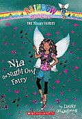 Rainbow Magic: Night Fairies #05: Nia the Night Owl Fairy Cover