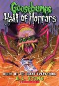 Hall of Horrors 2 Night of the Giant Everything
