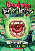 Goosebumps: Hall of Horrors: Don't Scream!