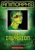 Animorphs 01 The Invasion