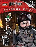 Lego Harry Potter: Sticker Book (Lego Harry Potter Lego Harry Potter) Cover
