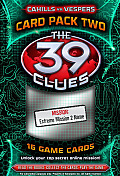 The 39 Clues: Cahills vs. Vespers Card Pack 2: The Magellan Heist (39 Clues: Cahills vs. Vespers) Cover