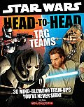 Star Wars Head-To-Head Tag Teams Cover