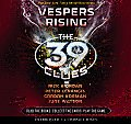 The 39 Clues Book 11: Vespers Rising - Audio Library Edition (39 Clues) Cover