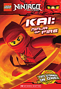 Lego Ninjago Kai Ninja of Fire two stories in one