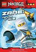 Zane: Ninja of Ice (Lego Ninjago)