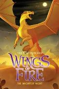 Wings of Fire #05: Wings of Fire Book Five: The Brightest Night