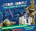 Star Wars: The Complete Saga (Star Wars) Cover