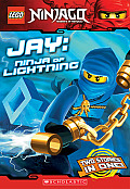 LEGO Ninjago Jay Ninja of Lightning two stories in one