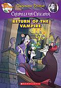 Creepella Von Cacklefur 04 Return of the Vampire