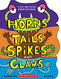 Horns, Tails, Spikes, and Claws (Mix-And-Match)
