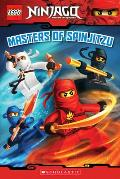 LEGO Ninjago Masters of Spinjitzu Early Reader 2