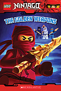 Lego Ninjago Reader #3: The Golden Weapons (Lego Ninjago) Cover