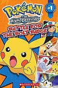 Pokemon Comic Reader 1 Battle for the Bolt Badge