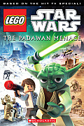 The Padawan Menace (Lego Star Wars) Cover