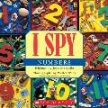 I Spy Numbers (I Spy) Cover