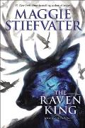 The Raven King (Raven Cycle #4)