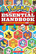 Pokemon: Essential Handbook: The Need-To-Know Stats and Facts on Over 640 Pokemon (Pokemon)