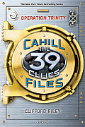 39 Clues The Cahill Files Operation Trinity