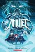 Amulet #6: Amulet #6: Escape from Lucien