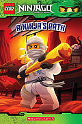 Lego Ninjago: Masters of Spinjitzu #05: A Ninja's Path Cover