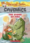 Geronimo Stilton Cavemice 01 The Stone of Fire