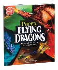 Paper Flying Dragons Cover