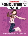 Morning Jumpstarts: Math (Grade 3): 100 Independent Practice Pages to Build Essential Skills (Morning Jumpstarts) Cover