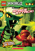 Lego Ninjago Snake Attack Two Stories in One