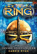 Infinity Ring #02: Infinity Ring Book 2: Divide and Conquer - Audio Library Edition Cover