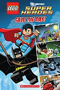 Lego DC Superheroes: Comic Reader #1 (Lego Comic Reader)