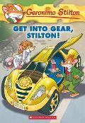 Geronimo Stilton 54 Get Into Gear Stilton