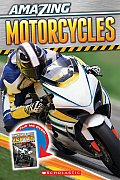 Amazing Motorcycles & Atvs Flip Book