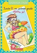 Junie B En Primer Gado Aloha Ja Spanish Language Edition of Junie B First Grader Aloha Ha Ha