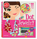 Dot Jewelry: Make Pretty Paper Bracelets & Necklaces [With 1,600+ Pre-Cut Shapes, 45 Feet Nylon Cord, Sequins and Glue]