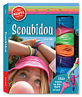 Scoubidou: A Book of Lanyard & Lacing [With 40 Yards of Cord, Key Rings, Lanyard Clips, Ruler and Big Beads, Small Beads, Toggle Beads]
