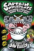 Captain Underpants #11: Captain Underpants and the Tyrannical Retaliation of the Turbo Toilet 2000