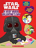 A Very Vader Valentine's Day (Star Wars)