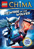 LEGO Legends of Chima Beware of the Wolves Chapter Book 2
