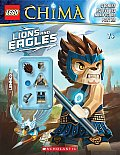 Lego Legends of Chima Lions & Eagles with minifigure