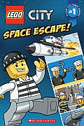 Lego City: Space Escape Comic Reader (Lego City)