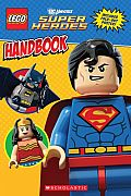 Lego DC Superheroes: Guidebook (with Poster) (Lego DC Superheroes)