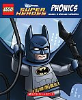 LEGO DC Super Heroes Phonics Boxed Set 01