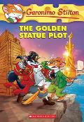 Geronimo Stilton 55 The Golden Statue Plot