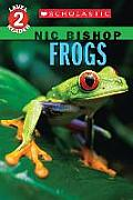 Scholastic Reader Level 2: Frogs (Scholastic Reader Level 2)