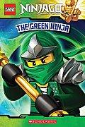 LEGO Ninjago The Green Ninja Early Reader 7