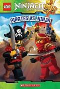 LEGO Ninjago Pirates Vs Ninja Early Reader 6