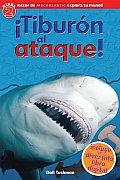 Scholastic Explora Tu Mundo: Tiburon Al Ataque!: (Spanish Language Edition of Scholastic Discover More Reader Level 2: Shark Attack!) (Scholastic Explora Tu Mundo)