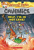 Geronimo Stilton Cavemice 03 Help Im in Hot Lava